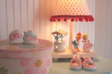 Lampbooties