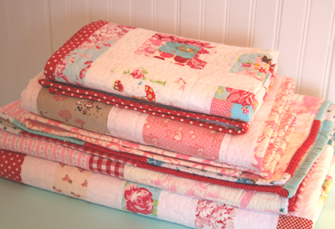 Stackofbabyquilts