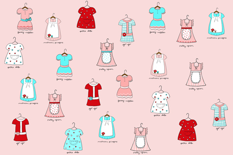 DressesFabric9_Pink_ForEtsy