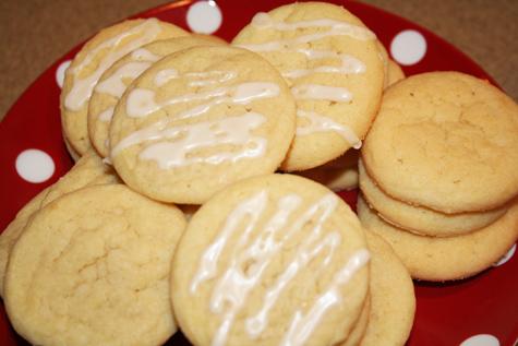 Glazedsugarcookies
