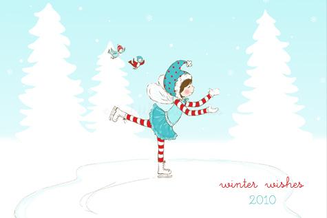 WinterPixie_textPostcard