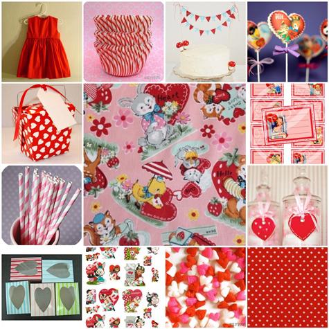 Valentinebirthdayinspirationmosaic