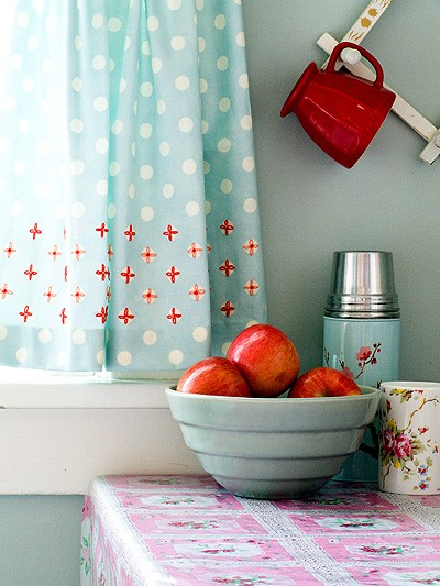 Polkadotcurtains