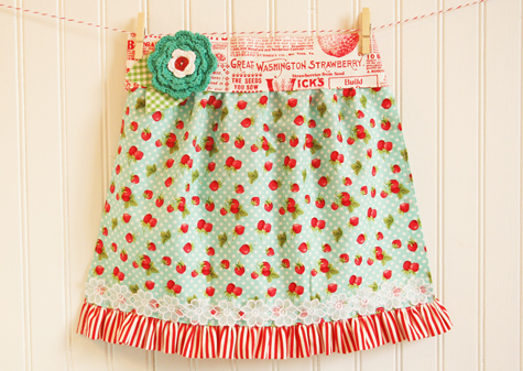 StrawberryApron