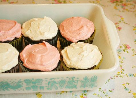 Cupcakesdish