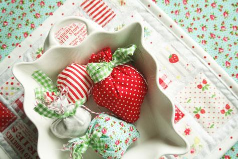 Strawberriesdish