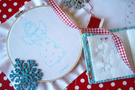 ChristmasAngel_WIP2