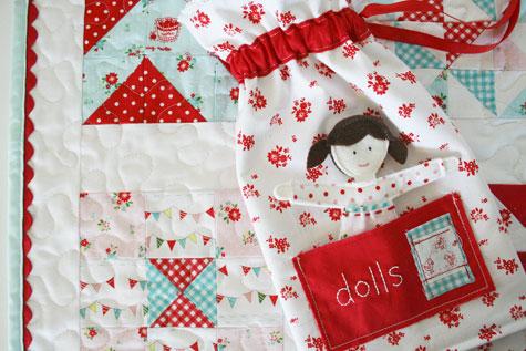 Dollquilt