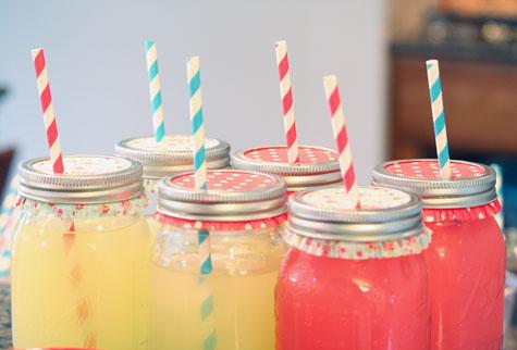 Lemonadejars