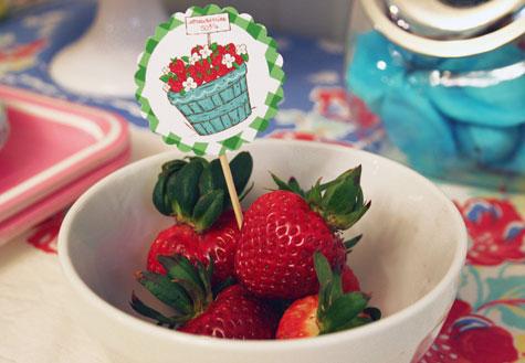 Strawberrybowl