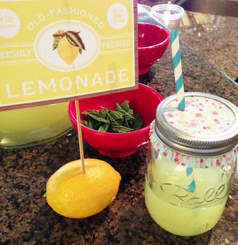 Lemonadejar