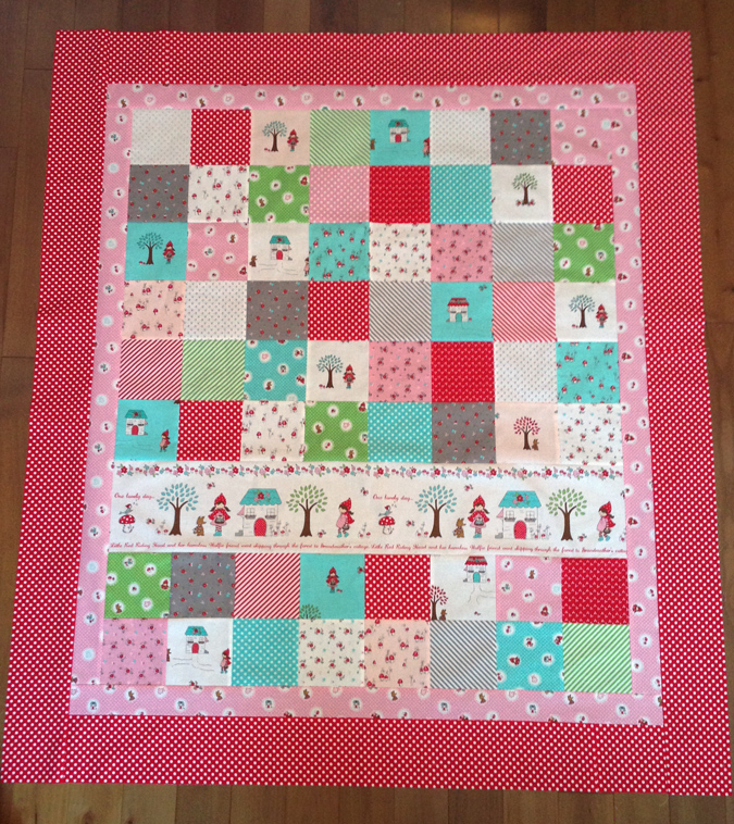 Finishedquilttop