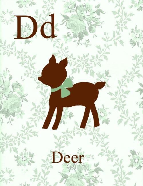 Deersillouetteblue_green_1