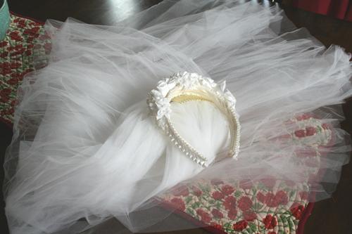 Weddingveil